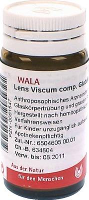 Lens Viscum Comp Globuli Velati Apotal De Ihre Versandapotheke