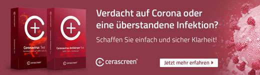 Cerascreen Corona Test