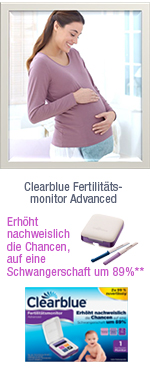 Clearblue Fertilitätsmonitor Advanced