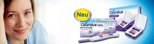 Clearblue Kinderwunsch
