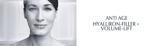 Anti-Age Hyaluron-Filler + Volume-Lift