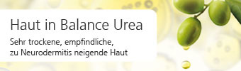 Haut in Balance Urea