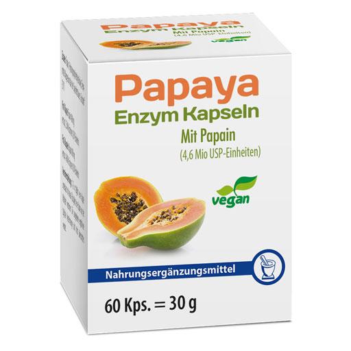 Knoblauchpillen und Papayaenzyme zur Gewichtsreduktion