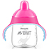 AVENT Sip No Drip Becher 260 ml pink