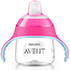 AVENT Sip No Drip Becher 200 ml pink