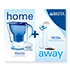 BRITA Marella Cool blau+Fill & Go blau bundle