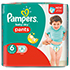 PAMPERS Baby Dry Pants Gr.6 extra large 16+kg Spar