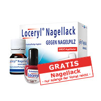 Nagellack farbig medizinischer KitoNail »